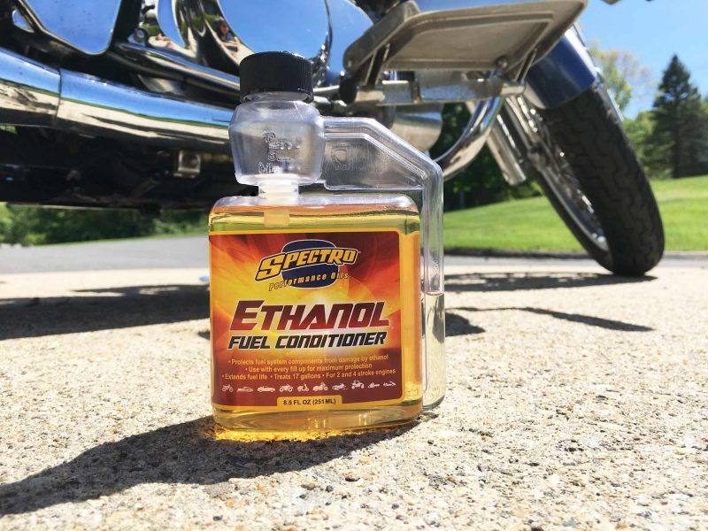 New! Spectro Ethanol Fuel Conditioner