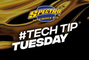 #TechTipTuesdays by Spectro Performance Oils