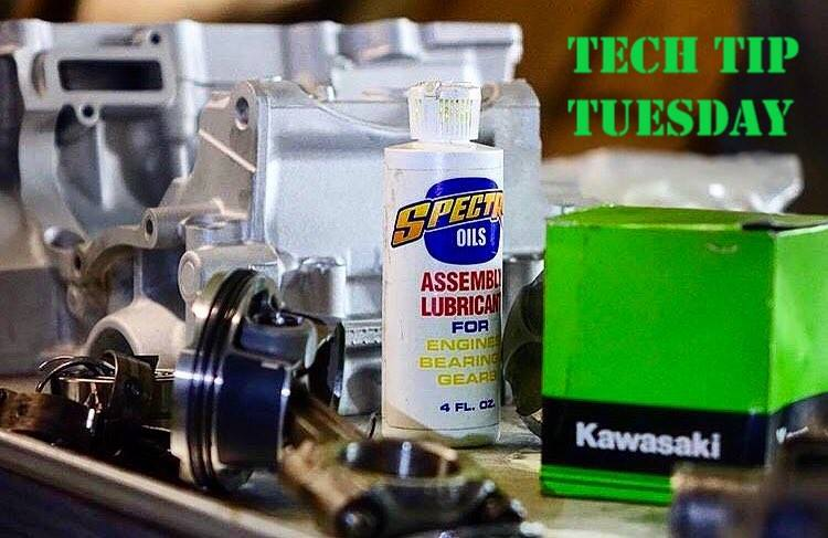 Spectro Assembly Lube